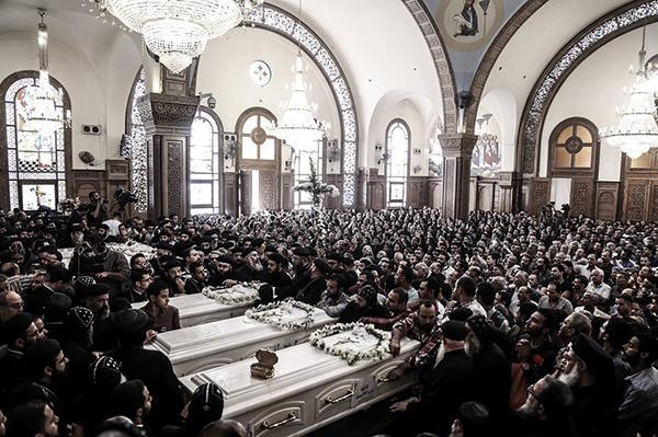 In Egitto i copti ancora bersaglio dei terroristi