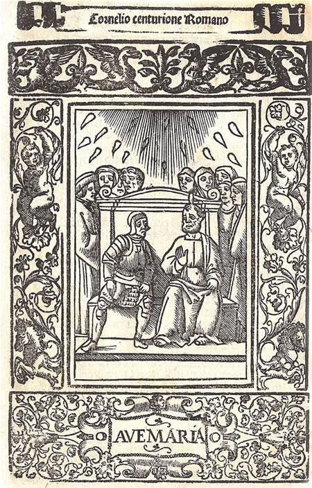 Con Pietro, aperti alle novità di Dio
