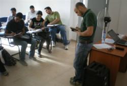 L'italiano insegnato a Betlemme