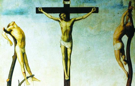 Nella Croce la gloria