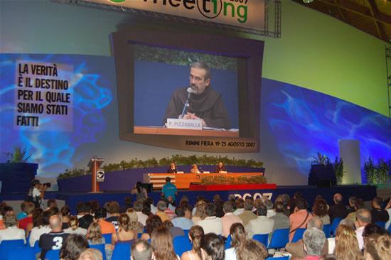 Il Custode di Terra Santa al Meeting per l'amicizia tra i popoli