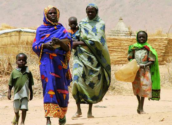 Divisi sul Darfur