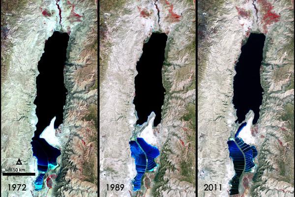 Un accordo trilaterale per far risorgere il mar Morto