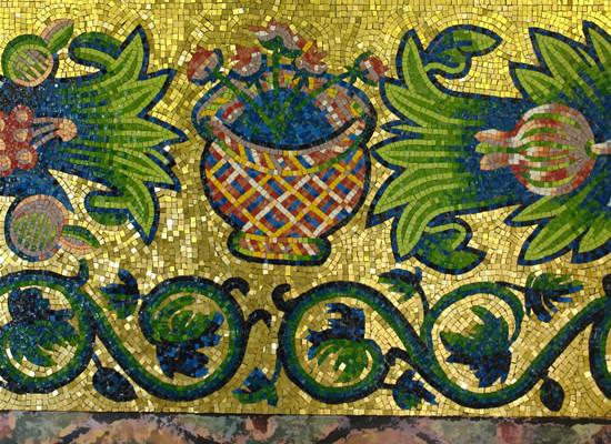 Una mostra itinerante sui mosaici della Cupola della Roccia