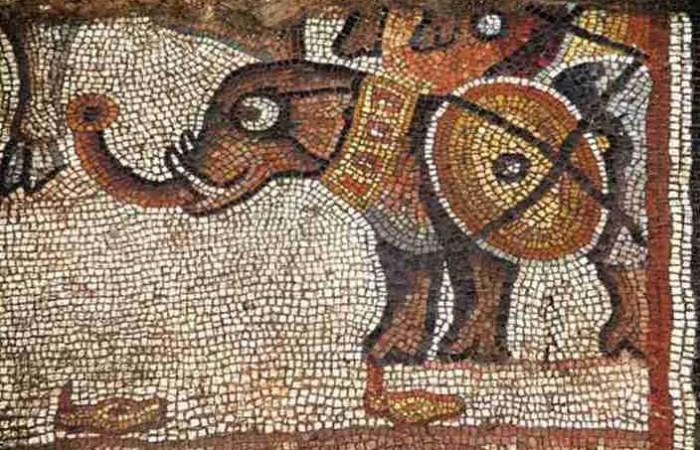 Gli insoliti mosaici di Huqoq