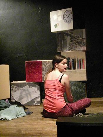 Rachel Corrie, in scena i diari