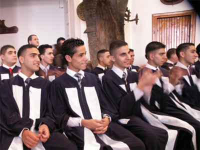Miraggi per liceali: una cella israeliana