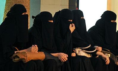 Condizione femminile: il record negativo dell'Arabia Saudita