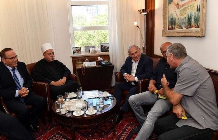 Israele Stato ebraico, le contestazioni dei drusi