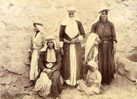 Negli antichi villaggi drusi