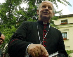 Con Stanislaw Dziwisz sui passi di Karol