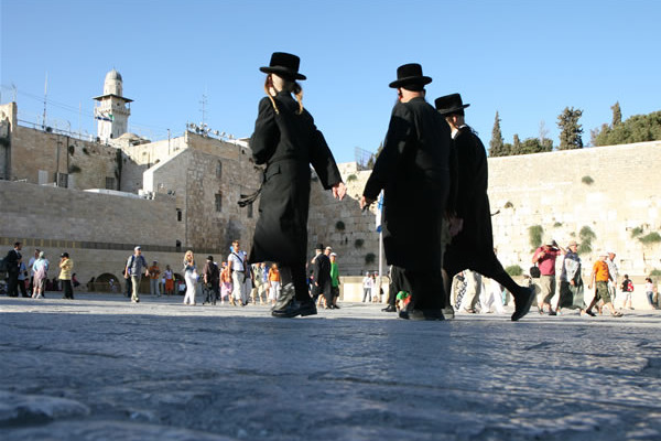 Verso le «piccole Gerusalemme» d'Italia