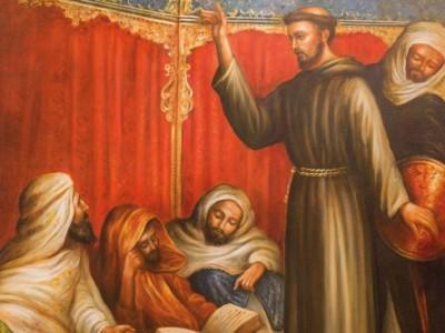 Volontari alla scuola di Francesco d'Assisi