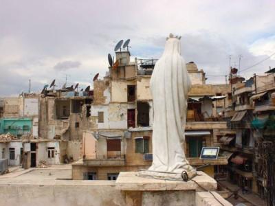 Aleppo, quelle luci nelle tenebre