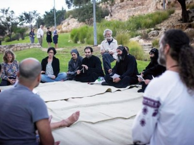 Gerusalemme, casa di preghiera per le tre religioni