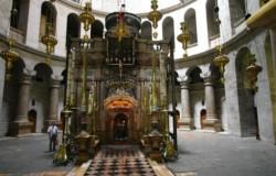 Il restauro dell'edicola del Santo Sepolcro