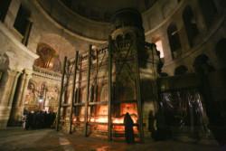 A Gerusalemme presto i restauri dell'edicola del Santo Sepolcro