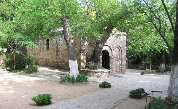 Efeso, a casa di Maria