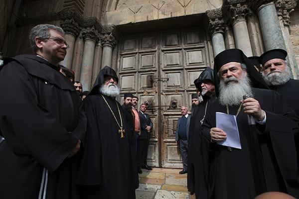 Proprietà ecclesiastiche in Israele, nuovo braccio di ferro