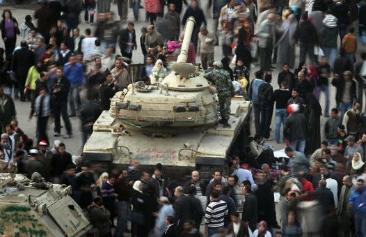 I <i>blogger</i> egiziani si appellano ai consumatori contro i militari