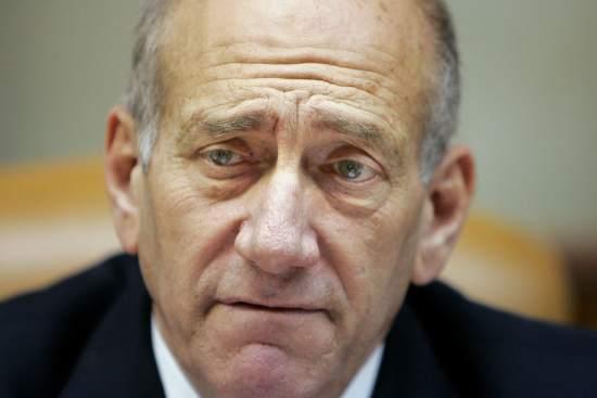 Il tramonto di Olmert