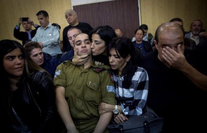 Per Elor Azaria una condanna che divide Israele