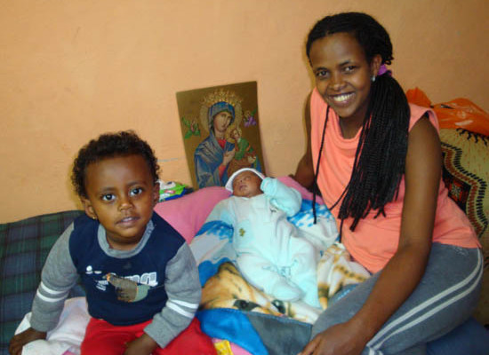 A Jaffa sono arrivati gli eritrei