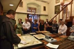 Esperti internazionali per il <i>Terra Sancta Museum</i>