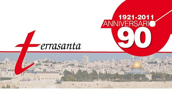 Un convegno per i 90 anni della rivista <i>Terrasanta</i>