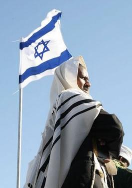 Gli ebrei color ebano alzano la testa