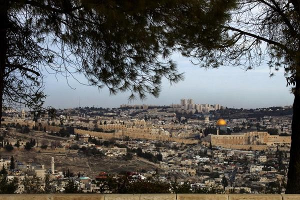 Gerusalemme: la cabinovia che divide