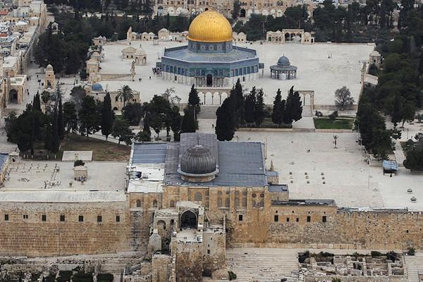Accordo giordano-palestinese: re Abdallah protettore della Spianata delle moschee