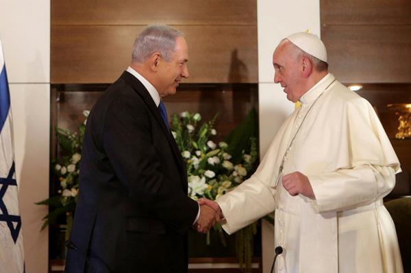 Tra Santa Sede e Israele accordo in vista