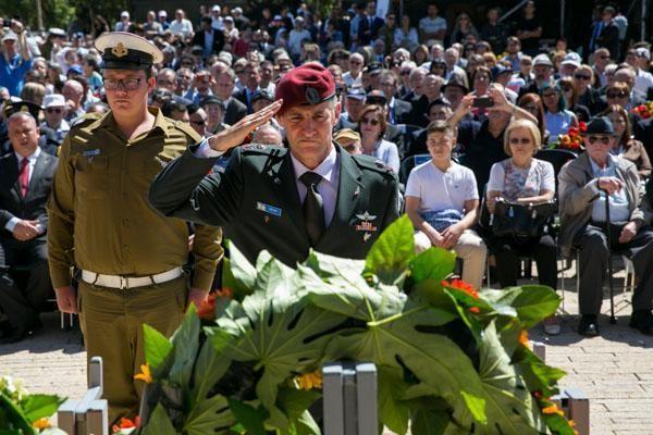 Un generale israeliano fa l'esame di coscienza alla nazione