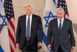 Il viaggio lampo di Donald Trump in Israele e Palestina