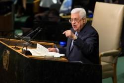 Onu, il presidente palestinese denuncia l'apartheid
