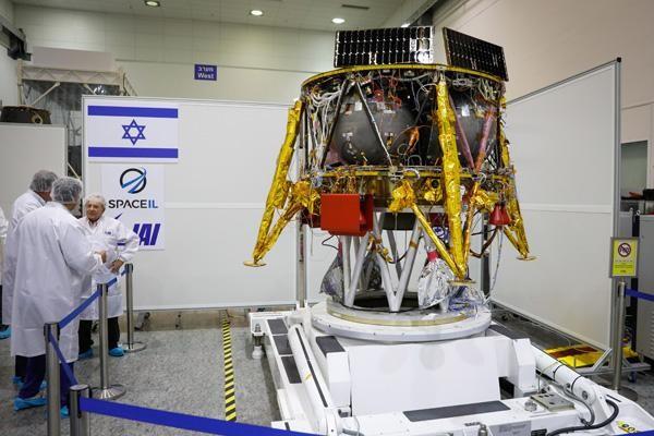 Israele allunerà nel febbraio 2019