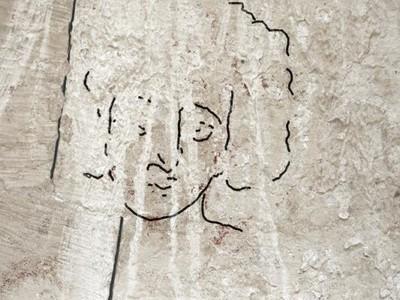 Nel sito di Shivta uno dei più antichi ritratti di Gesù