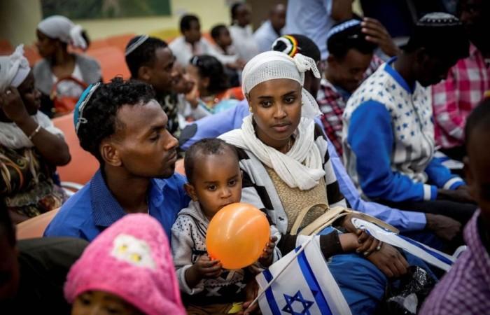 Altri ebrei etiopi verso Israele
