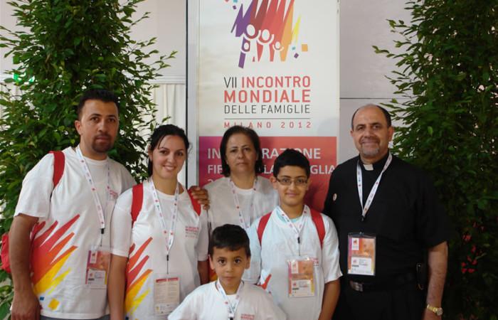 Quei sei di Beit Sahour al <i>Family Day 2012</i>