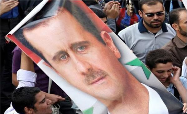 La Siria lacerata