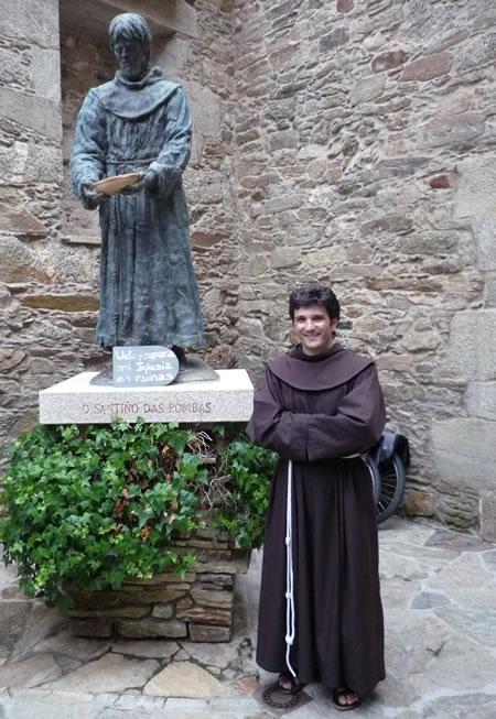 1214-2014: verso Santiago de Compostela sulle orme di san Francesco