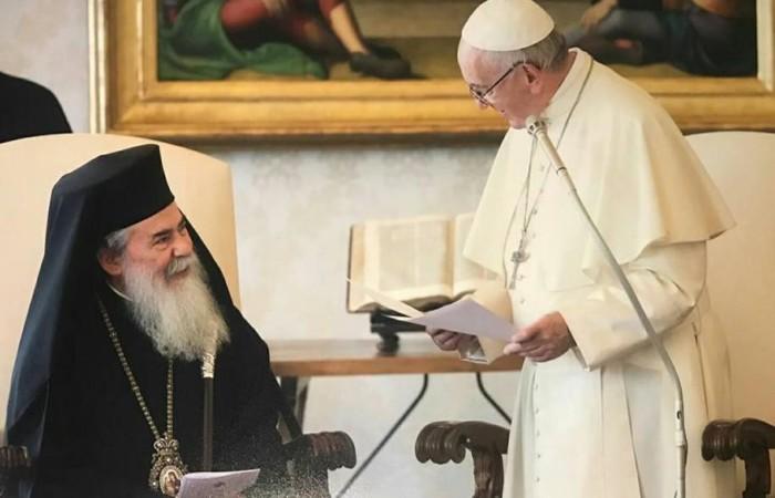 Il Papa richiama al rispetto dello status quo a Gerusalemme