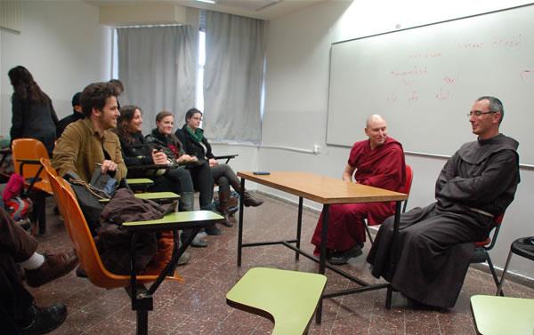 Giornata per la comprensione tra religioni all'Università Ebraica