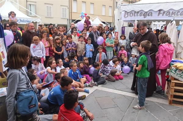 Il Festival Francescano 2013 mette a tema viaggio e pellegrinaggio