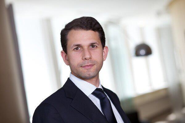 Faraj Benoît Camurat, presidente dell'associazione.