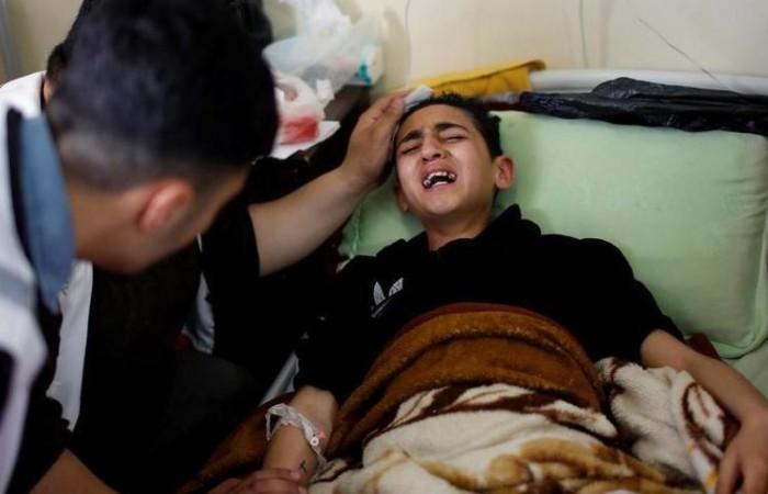 Gaza, ospedali al collasso