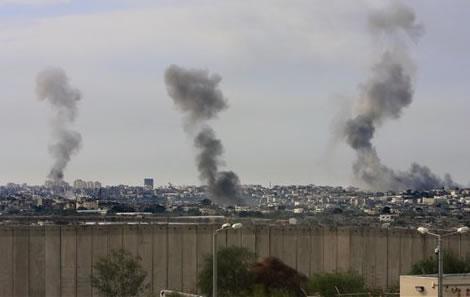 Gaza ieri e oggi