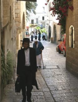 Gerusalemme vecchia, il quartiere ebraico è di nuovo ultraortodosso