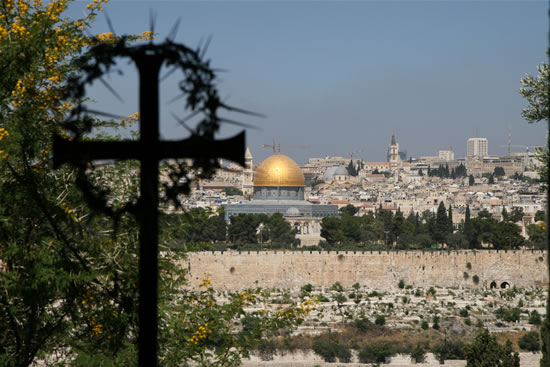 Israele in attesa alacre del Papa tedesco